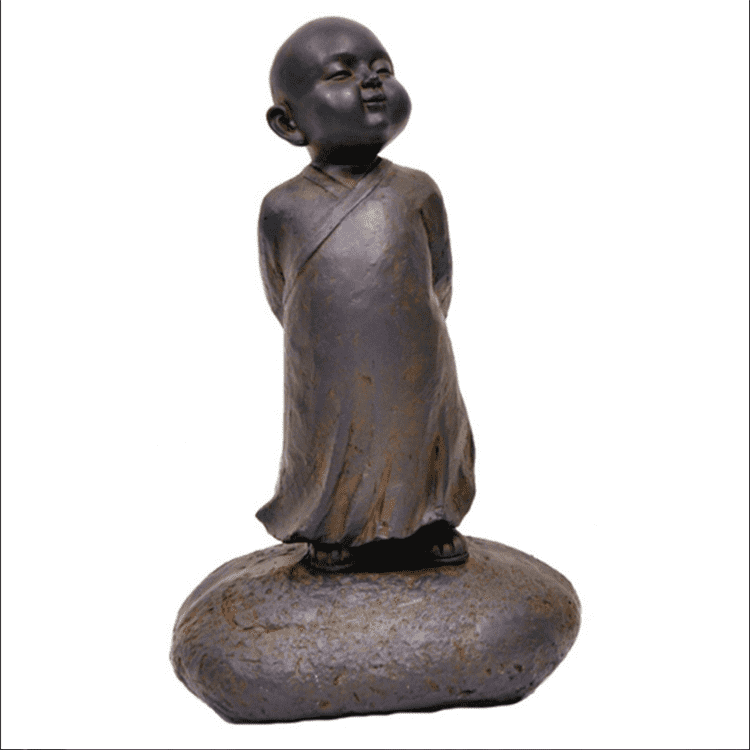 popular bronze baby buddha statue stone sculpture