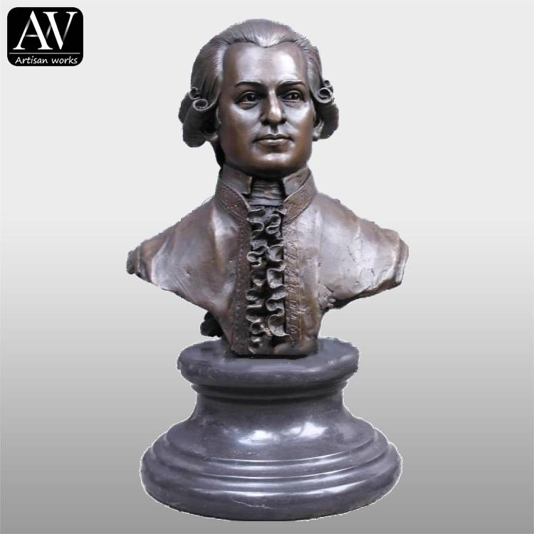Hand carved western female marble busts for sale