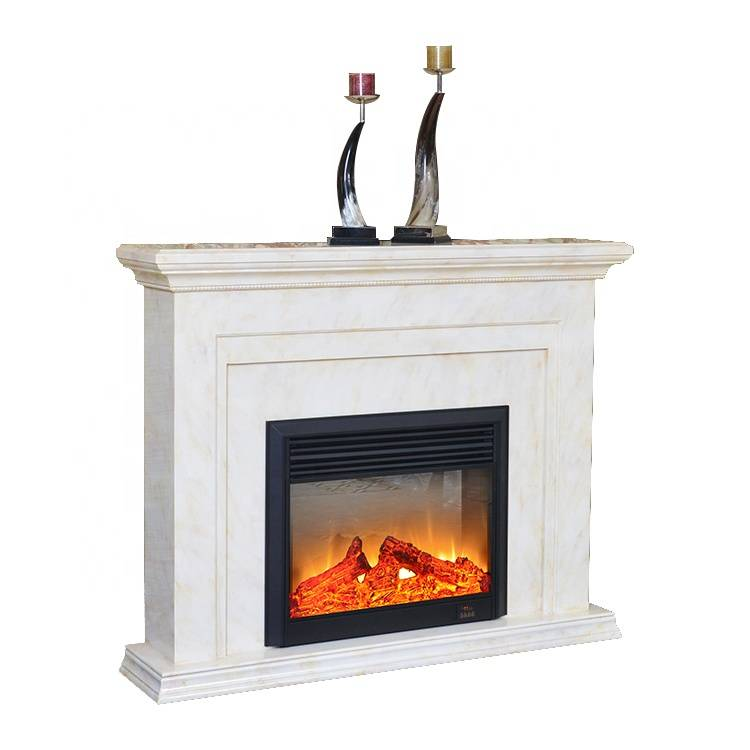 modern garden tv stand with french marble stone fireplace surround mantels