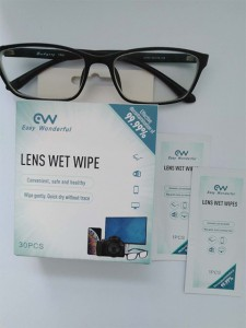 Eyeglasses,Screens and Lens Cleaning