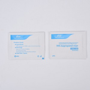70% Isopropanol Wipe