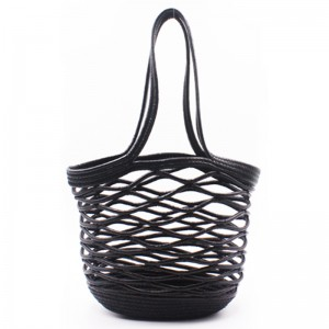 Special Price for Cloth Tote Bags - Eccochic Design Exclusive High Quality Pu Cord  Hand-made Shoulder Bag – Eccochic