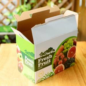 Fruit offset carton