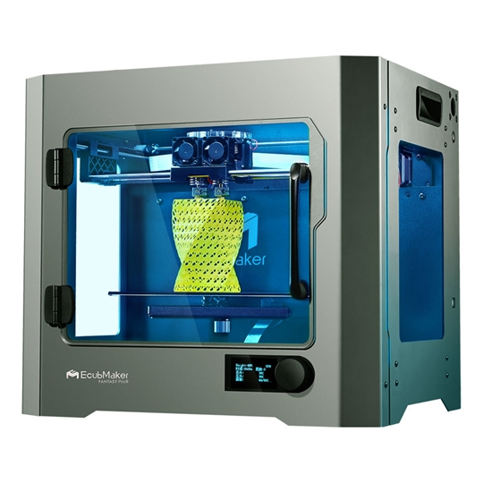 Fantasy Pro II metal frame dual extruder 3d printer Featured Image