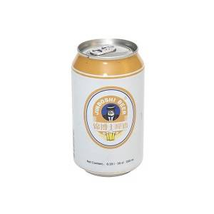 Lager beer 330ml & 500ml