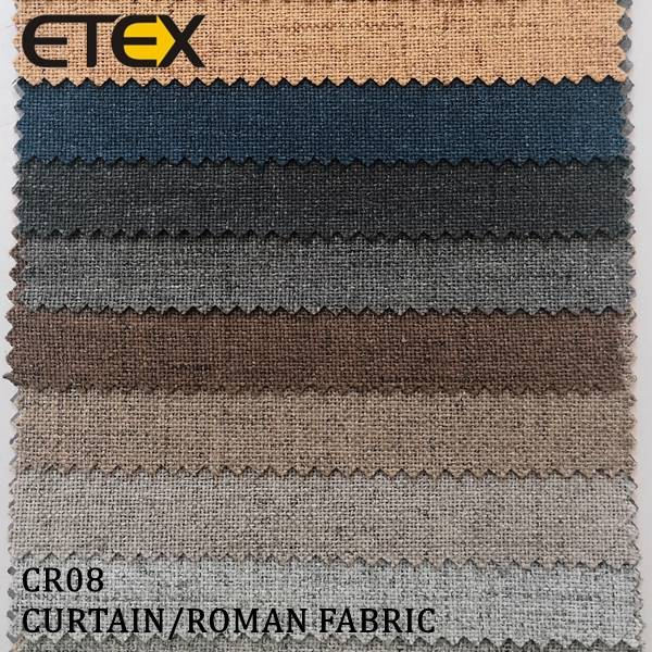 Curtain/Roman Fabrics detail pictures