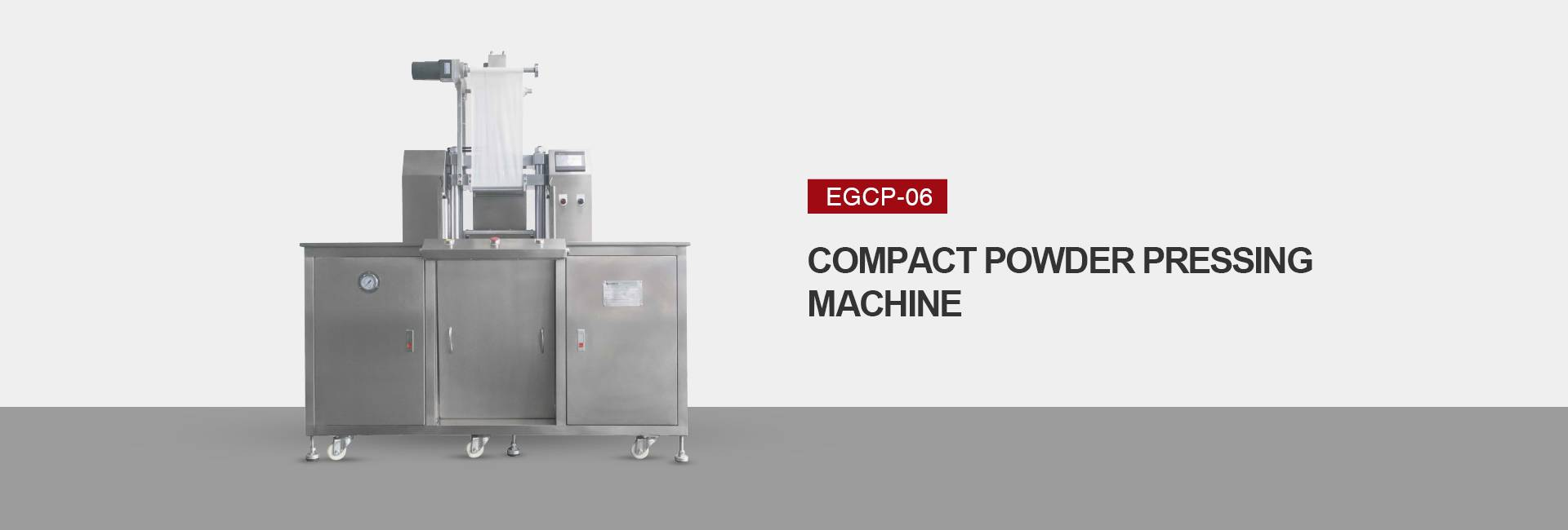 Compact Powder Pressing Machine