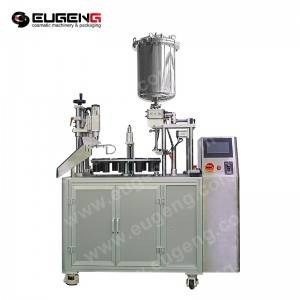 Rotary Type Lip Gloss Filling Machine