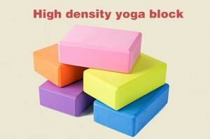 Factory wholesale Yoga Block And Strap Set - Yoga Block – Baoerxi