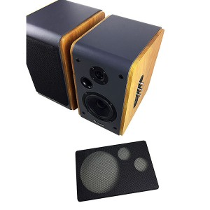 Wooden super bass USB bluetooth 2.0CH stereo audio sound Hi-Fi hifi bookshelf speaker(BT-106)
