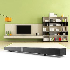 Factory direct sound bar built in subwoofer with bluetooth fm optical hdmi arc soundbar for led tv(SP-609)
