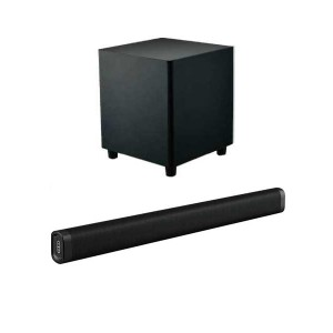 China 3d 2.1 2.0 Wall Hanging Home Theatre System Bluetooth Wireless Tv Sound Bar Soundbar(SP-615 with subwoofer)