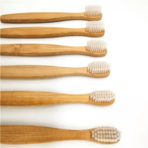 Adult Eco-friendly Soft Bamboo toothbrush