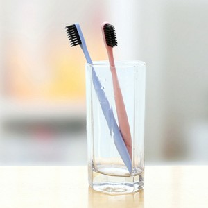 oem soft bristles small brush head toothbrush