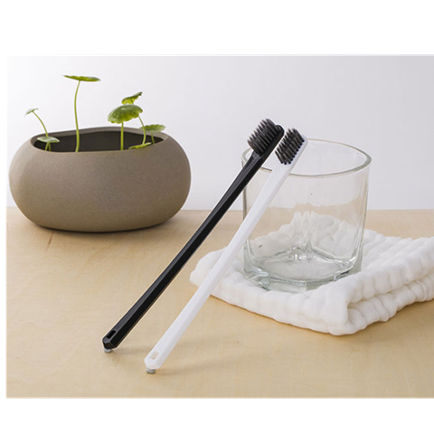 Sharpened bamboo charcoal toothbrush Featured Image