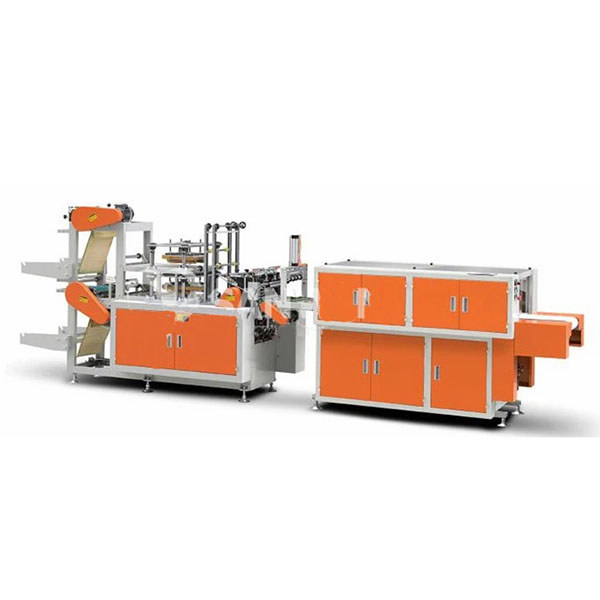 Automatic glove making machine
