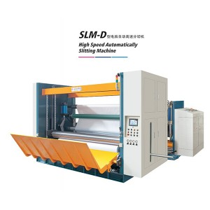 SLM-D High Speed Automatic Slitting Machine