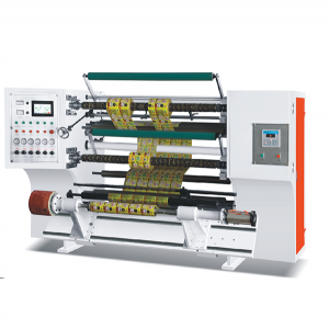 GSFQ1300B Automatic High Speed Slitting Machine