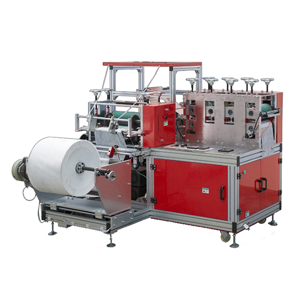 XT350 Shoe Cover Making Machine Featured Image