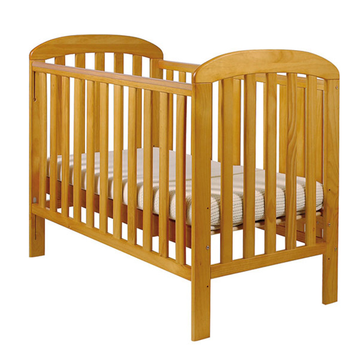 Typical European 120x60cm Baby Cot Featured Image