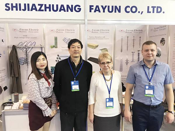 Electrical Networks of Russia2018 Exhibition