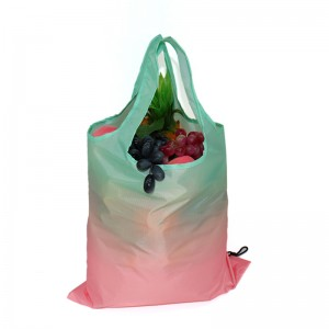 Colorful Fashion Custom Foldable Shopper Bag
