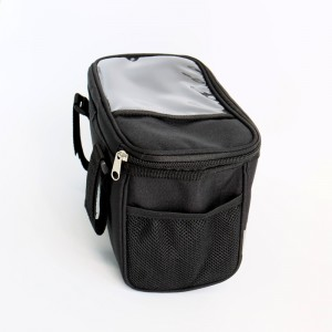 600D Polyester Waterproof Custom Insulated Thermal Cooler Tote Bag for Lunch Travel
