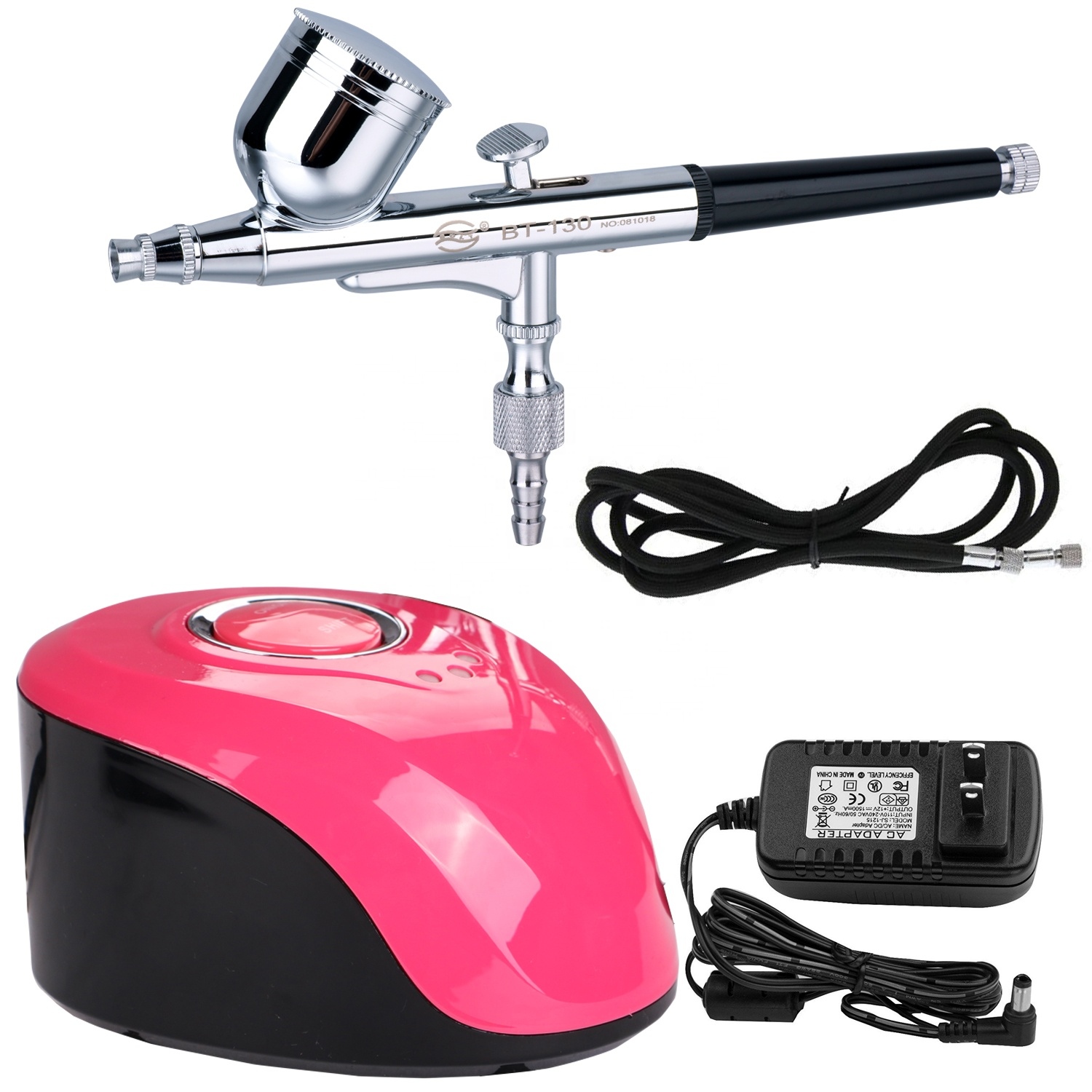 Air Brushing Machine Body Art Tattoo Nail Painting Mini Spray Makeup Gun Kit Air Brush set Featured Image