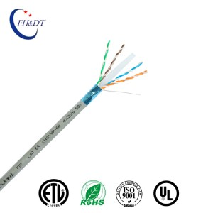 Cat.6 F-UTP Lan Cable