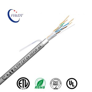 Cat.6A F-FTP Lan Cable