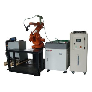 3D robot laser welding machine