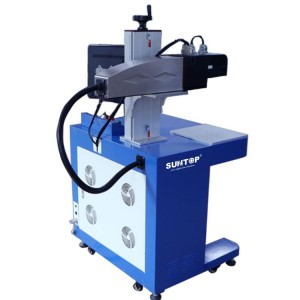 3D dynamic focusing fiber laser marking machine