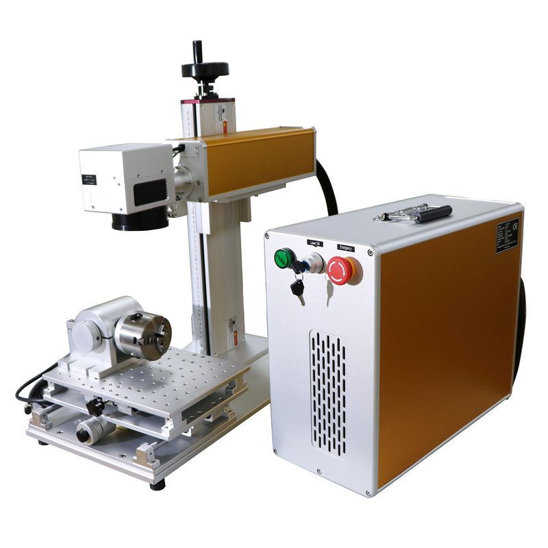 Portable fiber laser marking machine (ST-FL20P) Featured Image