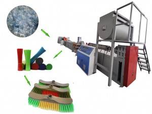 PET Broom Filament Making Machine