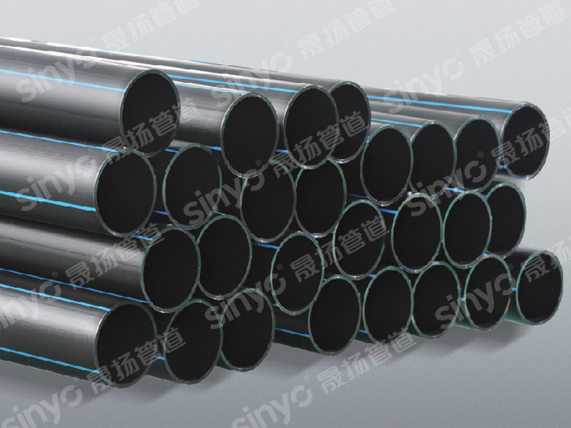 HDPE communication tube