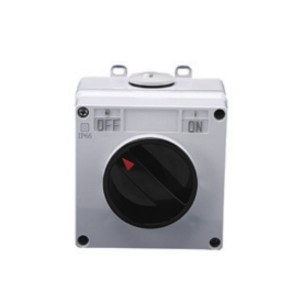 1 Gang IP66 SERIES Surface Switch & Socket Enclosure