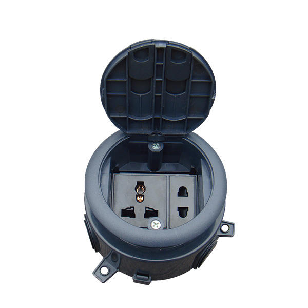 HTD-610S Floor Socket Outlet
