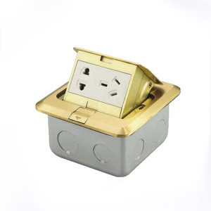 HTD-1 Floor Socket Outlet