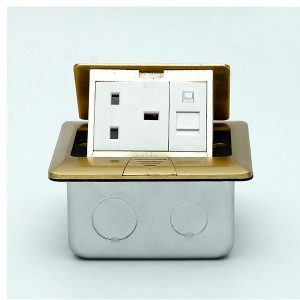 HTD-16 Floor Socket Outlet
