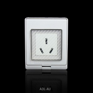 IP55 Series Waterproof Surface Switch+Australia Socket