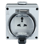 IP66 Waterproof Switch & Sockets