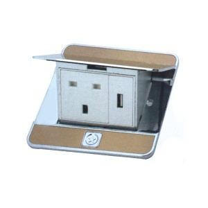 HTD-17 Floor Socket Outlet
