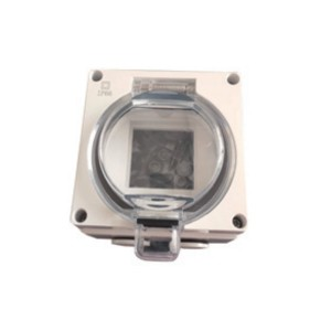IP66 SERIES Surface Switch & Socket Enclosure