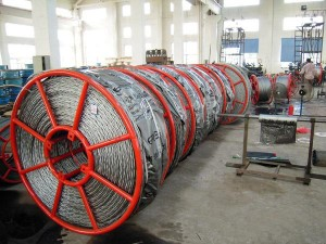 Torsionproof wire ropes