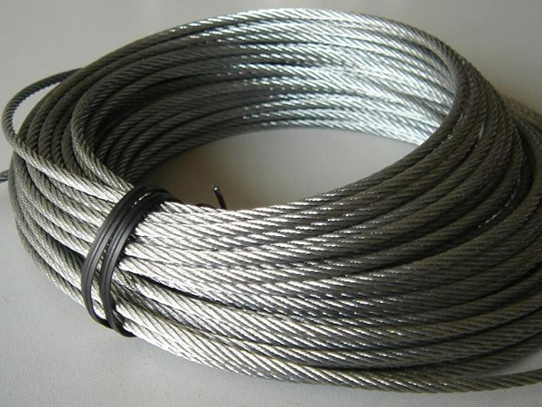 Galvanized steel rope Featured Image