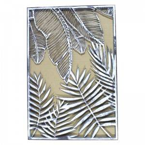 Abstract Flower Metal Wall Art for Decoration