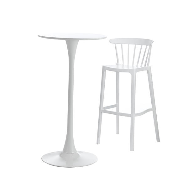 Plastic Bar Chair- 1780# Featured Image