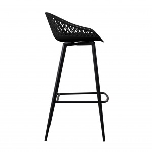 China Cheap price China Hot Selling Plastic Bar Chair (1695)
