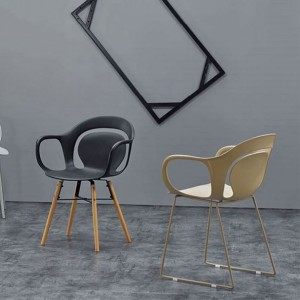 PLASTIC CHAIR –  1676#