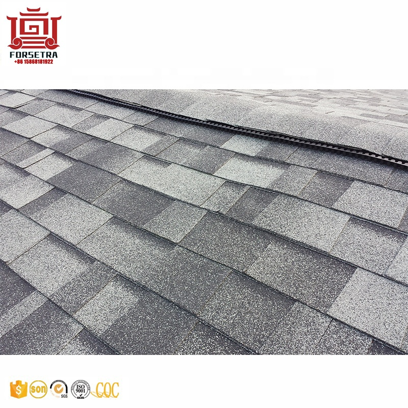 Free sample for 30 Year Asphalt Shingles - Double Layer Good Price Roofing Tile / Asphalt Roofing Shingles Manufacturer for Thailand – Forsetra